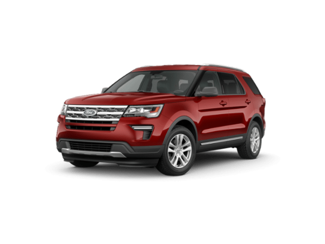 2019 Ford Explorer Intelligent 4WD